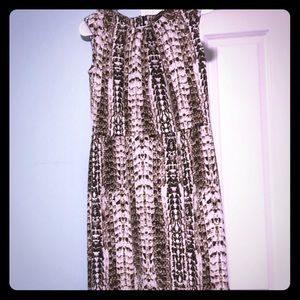 Animal print , DANA BUCHMAN dress